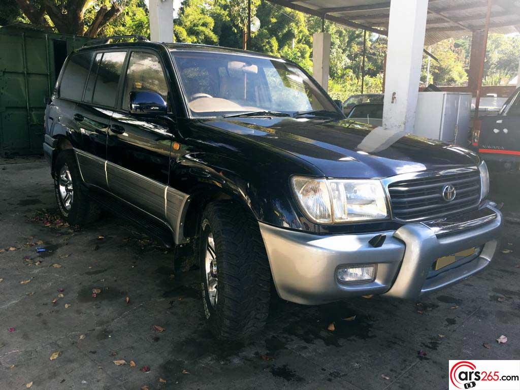 Kelebihan Toyota Land Cruiser 100 Harga